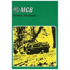 Owners Handbook, MGB 1975-77