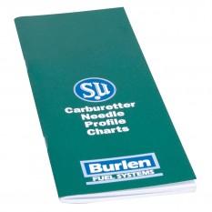 SU Carburettor Needle Chart & Parts Catalogue