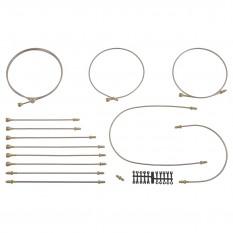 Brake Line Kits - E-Type