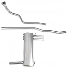 Bell Stainless Steel Exhaust Systems - GT6