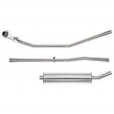 Bell Stainless Steel Exhaust Systems - MGA