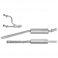 Bell Stainless Steel Exhaust Systems - MGB GT V8