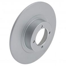 Brake Disc, geomet finish