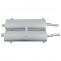 Exhaust Systems - E-Type