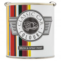 Classic Car Colours Paints - Engine Paints