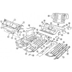 Body Panels Body Chassis Mini Austin Rover Shop By Model