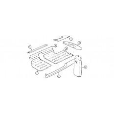 Body Panels: Underframe Repair Panels - Mini
