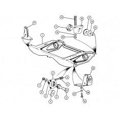 Subframes: Rear - Mini