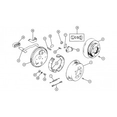 Rear Brakes - Mini