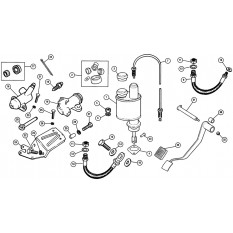 Clutch Hydraulics - Mini (1959-00)