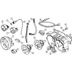 Instruments & Gauges - Mini (1959-00)