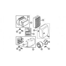Fuse Box, Fuses & Flasher Units - Mini