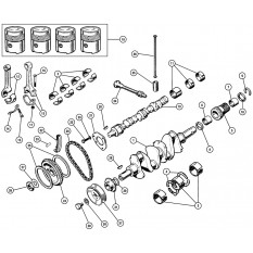 Schematic Of 2001 Ford Taurus Sedan together with Engines  ponents likewise 2008 Mazda 6 Exhaust Systems besides 60 1365 also High Performance Fuel Lines. on mazda 3 performance exhaust