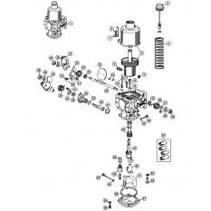 Carburettors: Single HIF - Mini (1959-00)