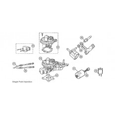 Fuel Injection: Single Point Injection - Mini (1959-00)