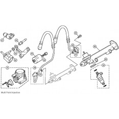 Fuel Injection: Multi Point Injection - Mini (1959-00)