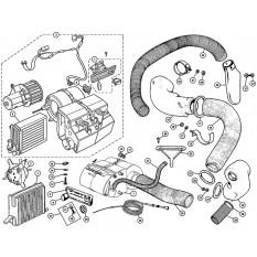 Heater System - Mini (1959-00)