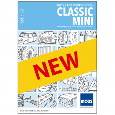 Classic Mini Parts Catalogue