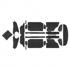 Complete Trim Kits - Mini MkI (Oval Speedo)