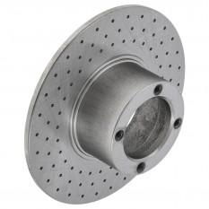 X-Drilled Brake Discs