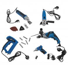 Power Tool Kit, 5 piece
