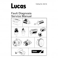 Lucas Fault Diagnosis Manual