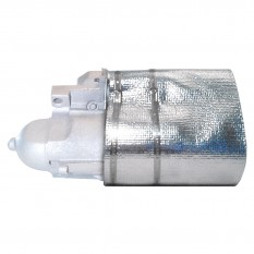 Heat Shield, starter motor cover