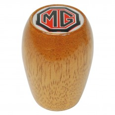 Wood & Leather Gear Lever Knobs
