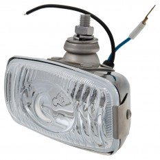 Auxiliary Reverse And Fog Lamps