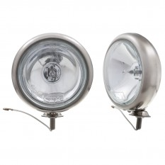 Driving Lamps - Stainless Steel