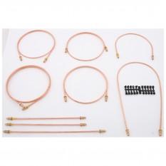 Copper Brake Pipe Kits