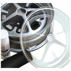 Rostyle Wheel Paint Kit