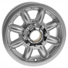 Minator Centre Lock Alloy Wheels - Sprite & Midget