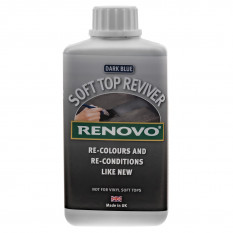 Renovo Soft Top Reviver, Blue, 500ml