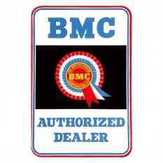 BMC Authorised Dealer Sign