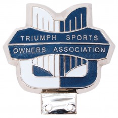 Triumph Sports Owners Association Badge