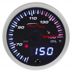 Gauge, oil temperature, digital, Depo Racing, 52mm