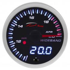 Gauge, wideband, digital, Depo Racing, 52mm