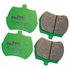 Uprated Brake Pads