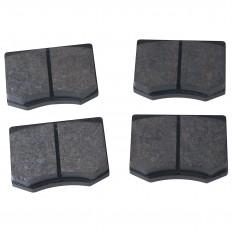 Brake Pad Set, standard