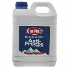 Antifreeze, blue, 2l, CarPlan