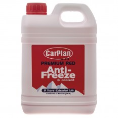 Antifreeze, red, premium, 2l, CarPlan