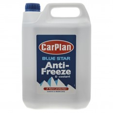 Antifreeze, blue, 5l, CarPlan