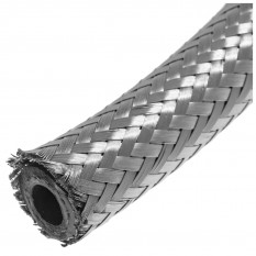 Mocal Stainless Steel Braided Ethanol Proof Fuel Hose