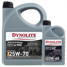 Dynolite Prewar Engine Oils