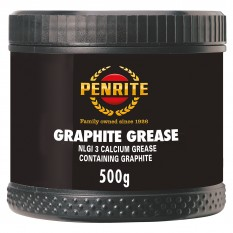 Penrite Graphite Grease, 500g Tub
