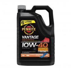 Penrite Vantage Semi-Synthetic Oil, 10/W40, 6l