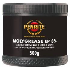 Penrite Molygrease EP 3%, 500g Tub