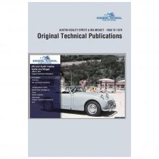 OTP Austin-Healey Sprite & MG Midget (USB Portable)