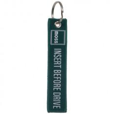 Moss Marque Key Rings
